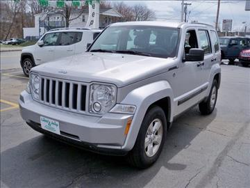 2011 Jeep Liberty for sale in Leominster, MA