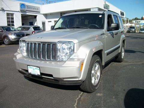 2009 Jeep Liberty for sale in Leominster MA
