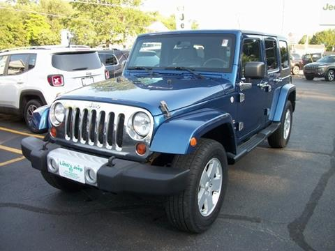 2010 Jeep Wrangler Unlimited for sale in Leominster, MA
