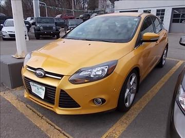 2012 Ford Focus for sale in Leominster, MA