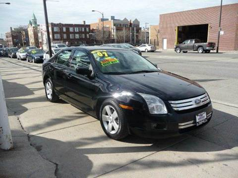 2007 ford fusion for sale chicago il. Black Bedroom Furniture Sets. Home Design Ideas