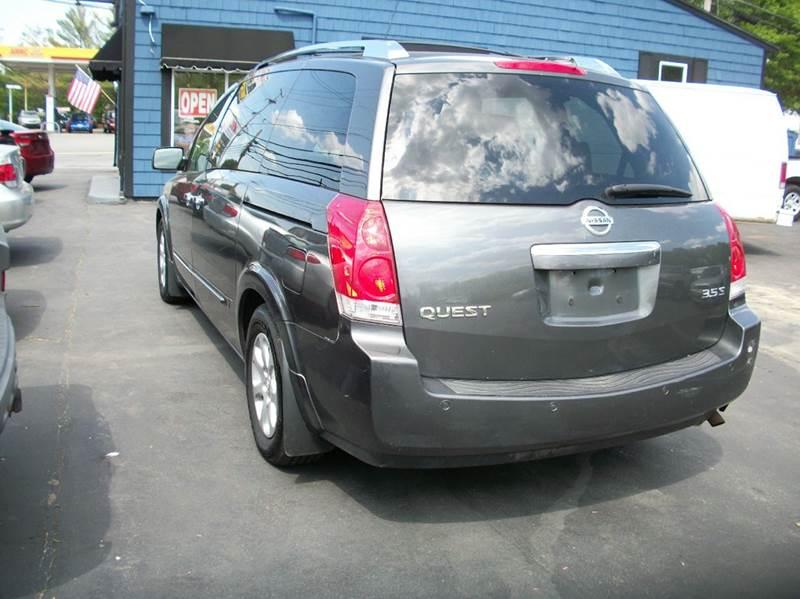 2008 Nissan Quest 3.5 SE 4dr Mini-Van - Raynham MA