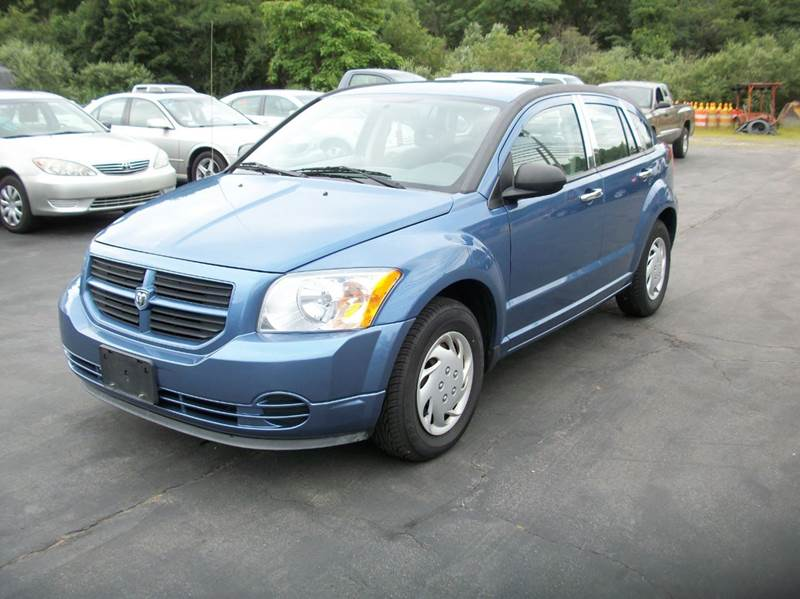 2007 Dodge Caliber 4dr Wagon - Raynham MA