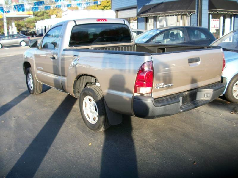 2007 Toyota Tacoma Base 2dr Regular Cab 6.1 ft. SB (2.7L I4 5M) - Raynham MA