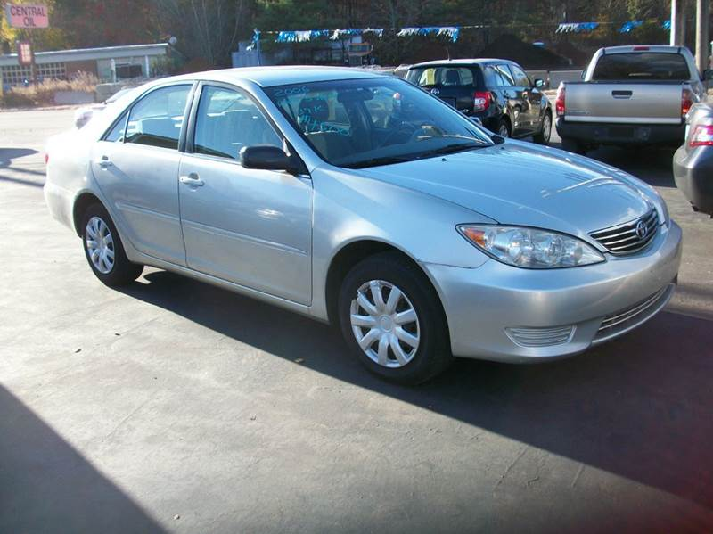 2006 toyota camry le 4dr sedan w manual in raynham ma matteson motors. Black Bedroom Furniture Sets. Home Design Ideas