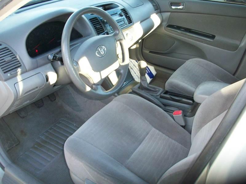 2006 Toyota Camry LE 4dr Sedan w/Manual - Raynham MA