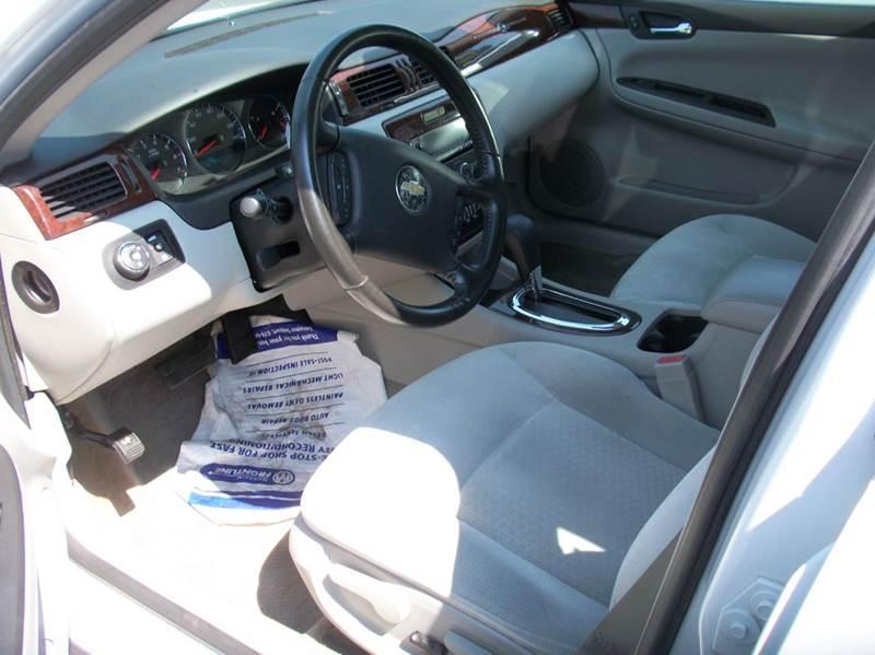 2010 Chevrolet Impala LT 4dr Sedan - Raynham MA