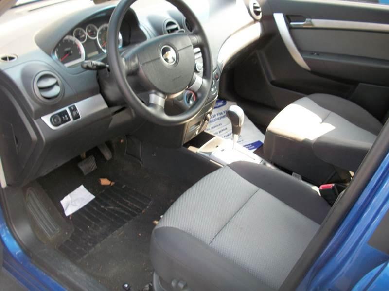 2010 Chevrolet Aveo Aveo5 LS 4dr Hatchback - Raynham MA