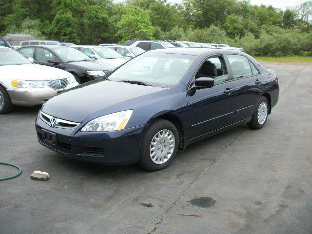 2007 Honda Accord for sale in RAYNHAM MA