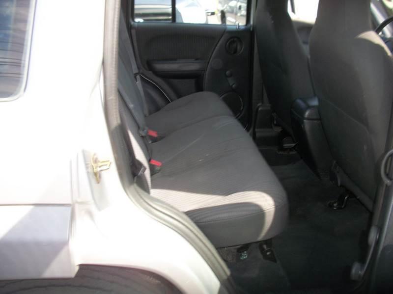 2002 Jeep Liberty Sport 4dr 4WD SUV - Raynham MA
