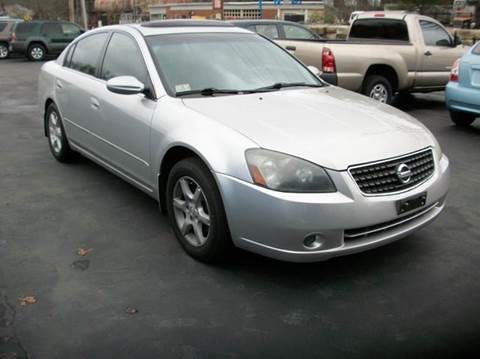 2005 Nissan Altima for sale in Raynham, MA