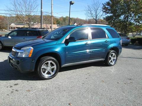 Chevrolet Equinox For Sale Madison Ct