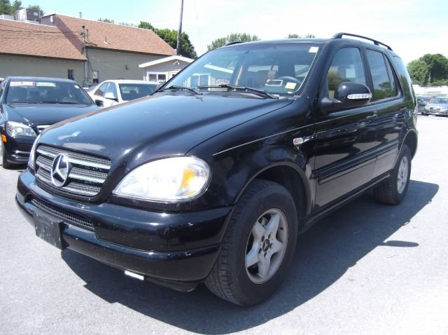 1998 Mercedes Benz M Class Ml320 Awd 4dr Suv In Kingston