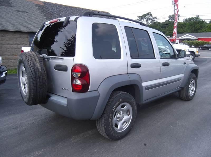 2005 Jeep Liberty