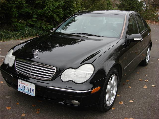2003 mercedes benz c class c240 4matic for sale in seattle for Mercedes benz for sale seattle