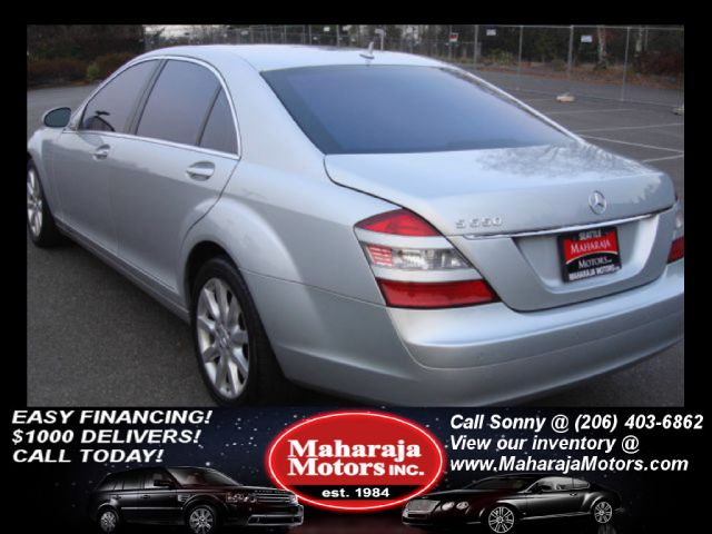 2007 Mercedes-Benz S-Class S550 - Seattle WA