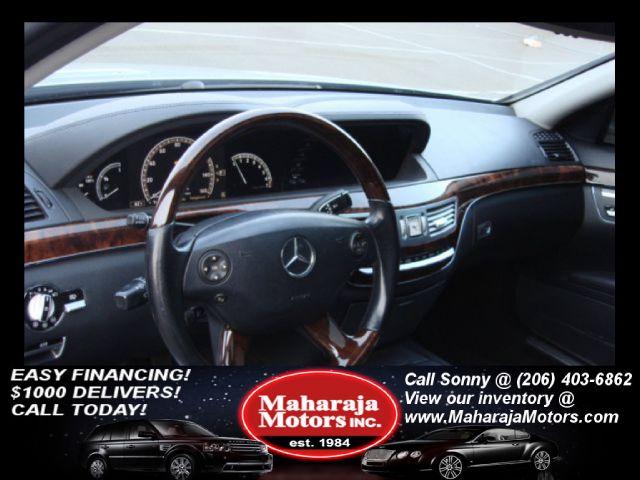 2007 Mercedes-Benz S-Class S550 - Seattle WA