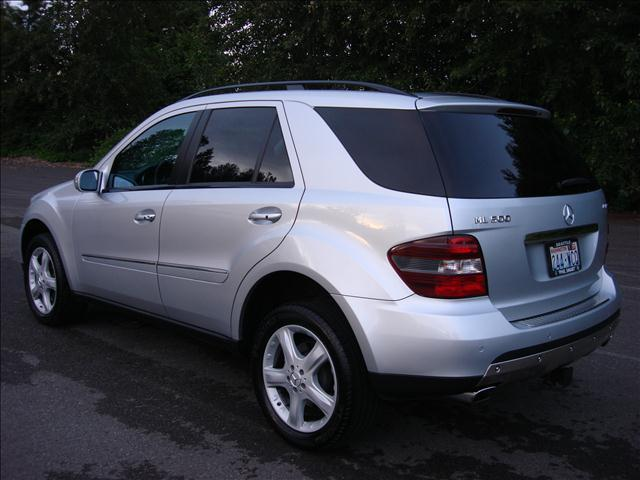 2007 mercedes benz m class ml500 for sale in seattle for 2007 mercedes benz ml500