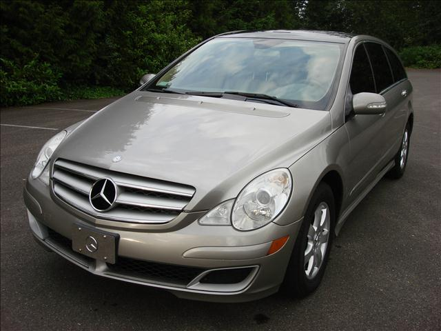 2006 mercedes benz r class r350 awd 4matic 4dr wagon in