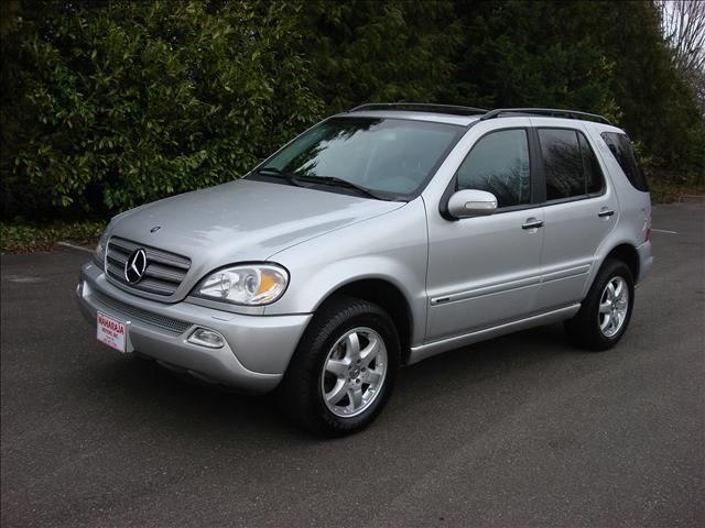 2003 Mercedes Benz M Class Ml500 Inspiration Edition For