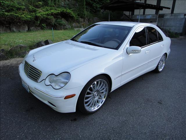 2001 mercedes benz c class c240 seattle wa
