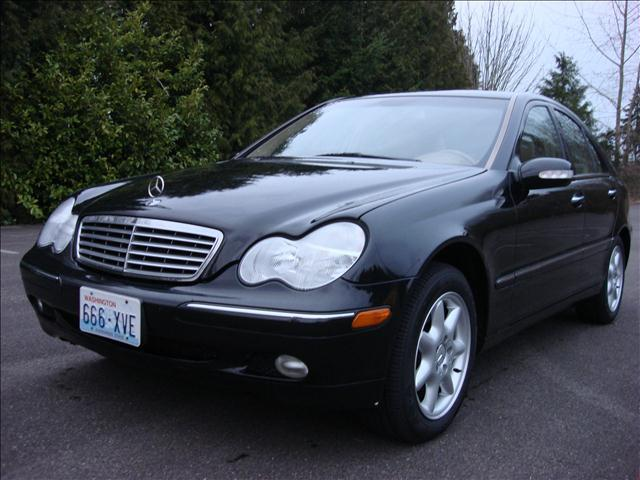 Stock for 2001 mercedes benz c240