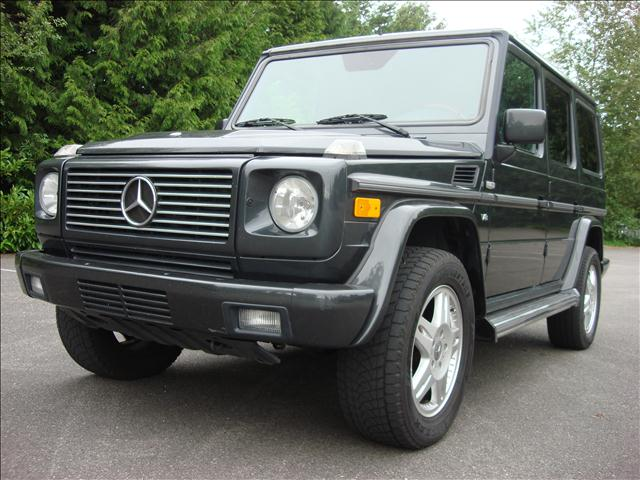 2002 mercedes benz g class g500 awd 4matic 4dr suv for for Mercedes benz for sale seattle