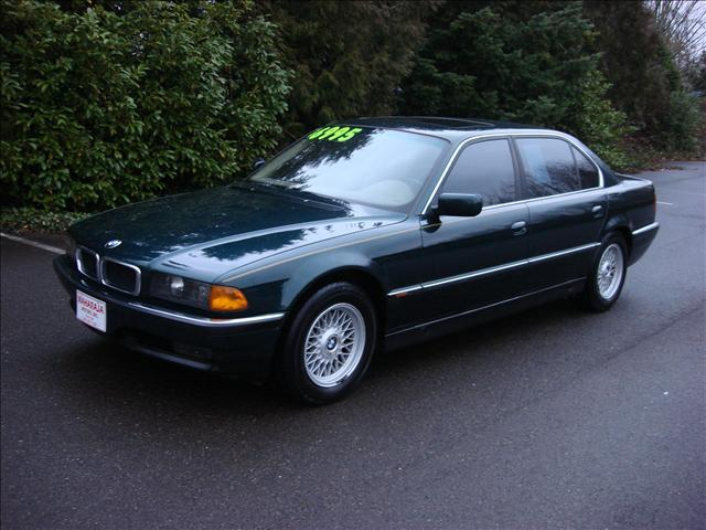 1997 bmw 7 series 740il for sale in seattle bainbridge. Black Bedroom Furniture Sets. Home Design Ideas