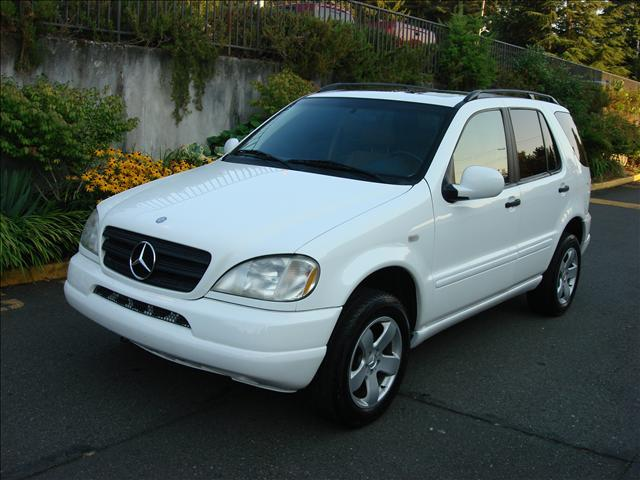 1998 Mercedes Benz M Class Ml320 Seattle Wa