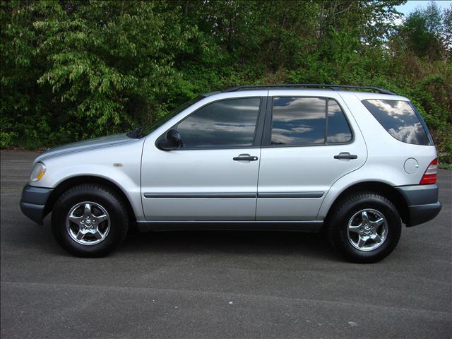 1998 mercedes benz m class ml320 awd 4dr suv in seattle for Ml320 mercedes benz 1998