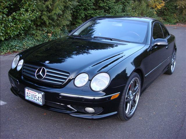 2001 mercedes benz cl class cl500 seattle wa for 2001 mercedes benz cl500 for sale