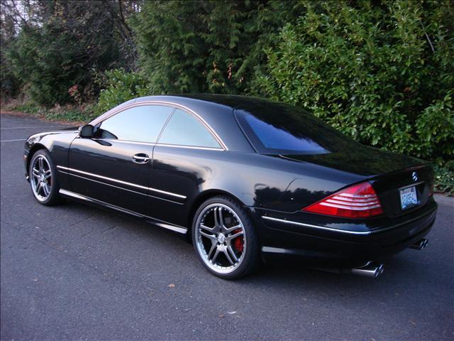 2001 Mercedes Benz Cl500 2001 Mercedes Benz cl