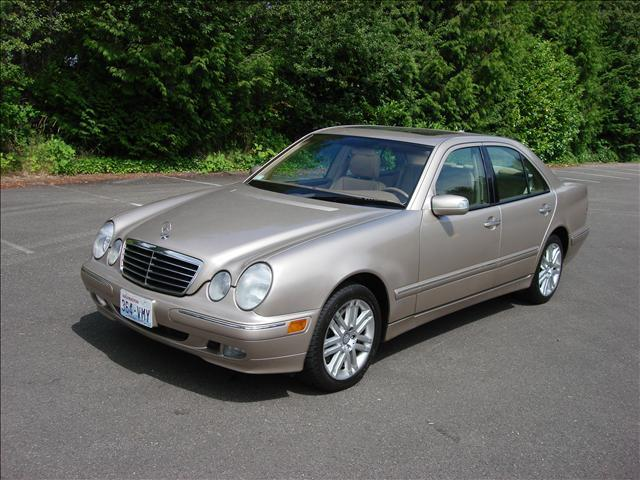 2000 mercedes benz e class e430 4matic for sale in seattle