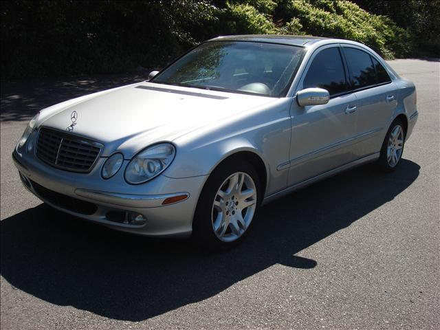 2003 mercedes benz e class e500 4dr sedan in seattle for Mercedes benz e500 2003
