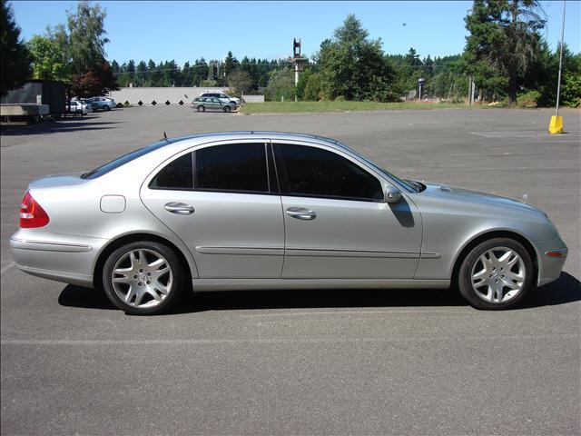 2003 mercedes benz e class e500 4dr sedan in seattle for Mercedes benz e class e500