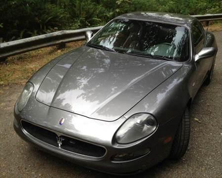 2002 Maserati Coupe for sale in Seattle, WA