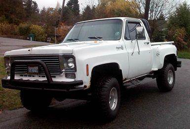 1978 Chevrolet C/K 10 Series