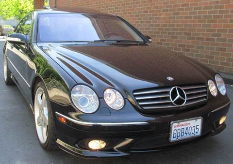 2003 Mercedes-Benz CL-Class for sale in Seattle, WA