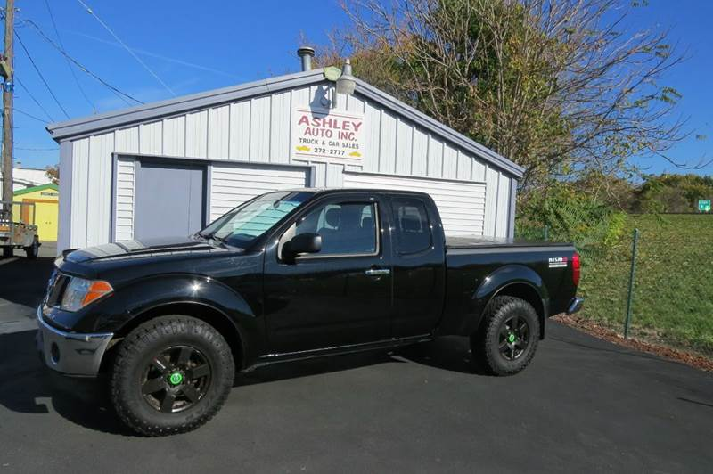 2005 nissan frontier 4dr king cab nismo 4wd sb in. Black Bedroom Furniture Sets. Home Design Ideas