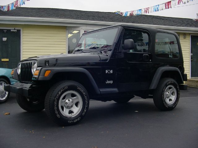 2003 Jeep Wrangler for sale in WATERVLIET NY