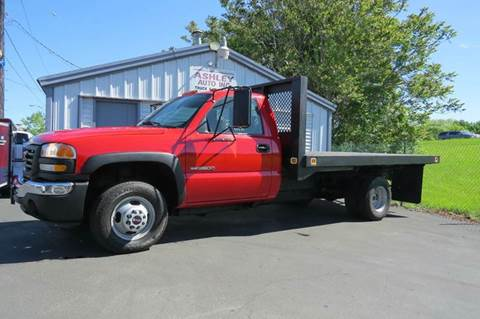 2005 GMC Sierra 3500HD