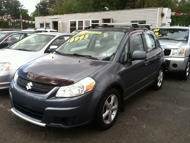 2008 suzuki sx4 crossover base awd 4dr crossover w. Black Bedroom Furniture Sets. Home Design Ideas