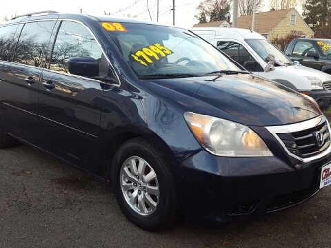 2008 Honda Odyssey for sale in Linden, NJ
