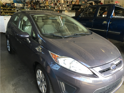 2012 Ford Fiesta for sale in Frankfort, KY