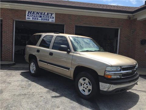 2005 Chevrolet Tahoe for sale in Frankfort, KY