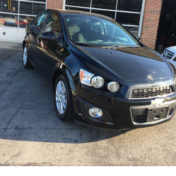 2012 Chevrolet Sonic for sale in Frankfort, KY