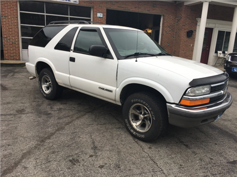 2001 Chevrolet Blazer for sale in Frankfort, KY