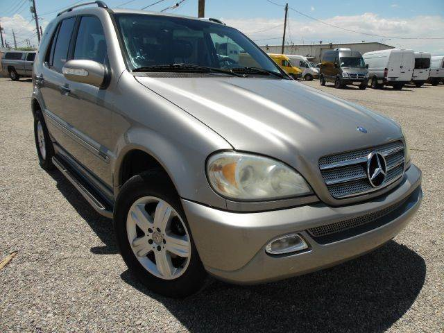 2005 mercedes benz m class ml350 awd 4matic 4dr suv in las for Mercedes benz suv 2005