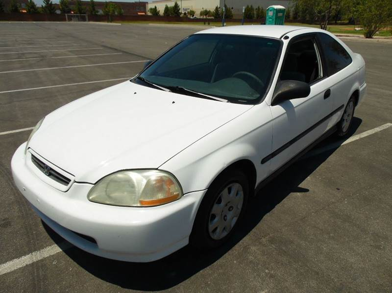 1998 honda civic dx 2dr coupe in las vegas nv best auto buy for Honda civic dx 1998