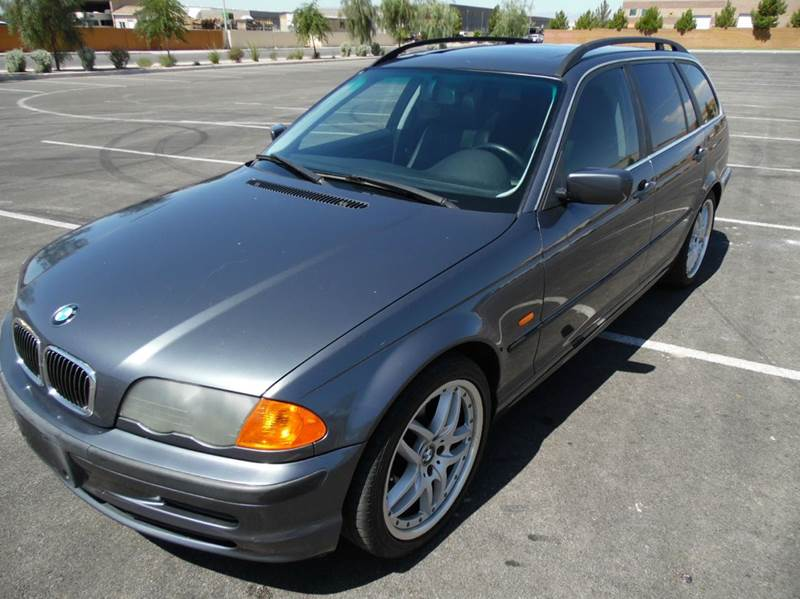 2001 bmw 3 series 325i 4dr sport wagon in las vegas nv. Black Bedroom Furniture Sets. Home Design Ideas